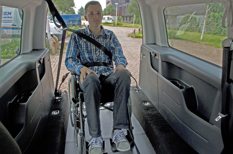 Wheelchair Accessible Vehicles Tribus Group Creators