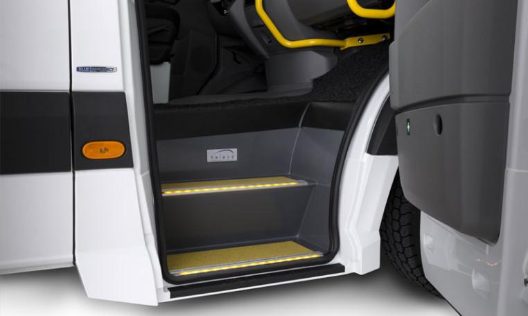 Volkswagen Crafter (WAM) | Tribus Group – Creators of